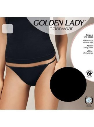 Golden Lady Tanga Microfibra